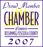 Easy Choice member of the Kissimee/Osceola County Chamber Of Commerce