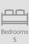 Bedrooms 5