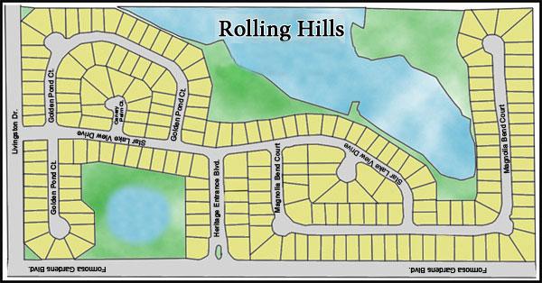 Rolling Hills Estates