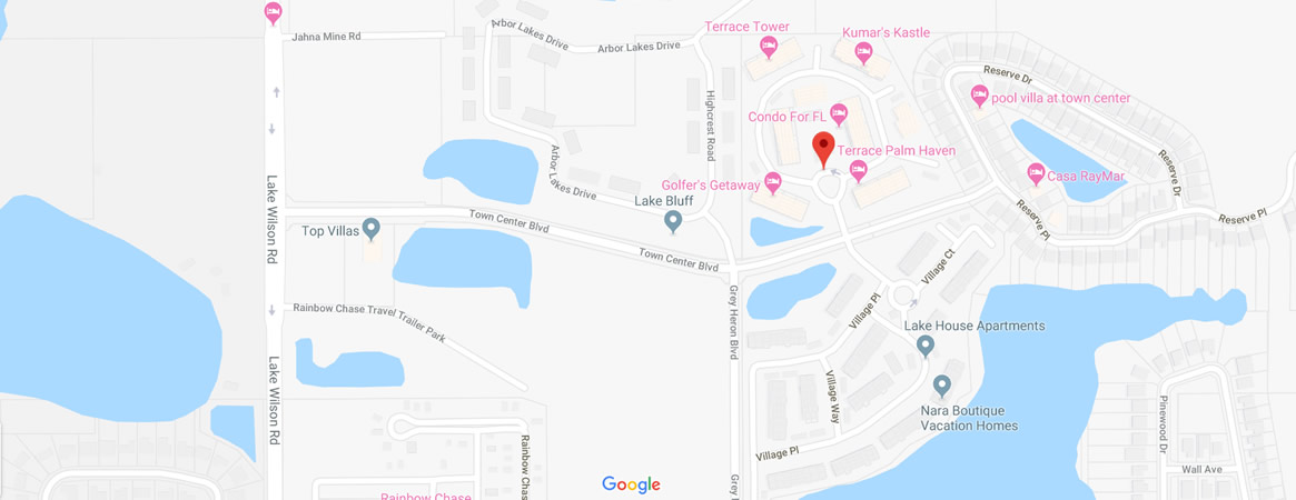 Terrace Ridge Circle, Davenport, FL 33896