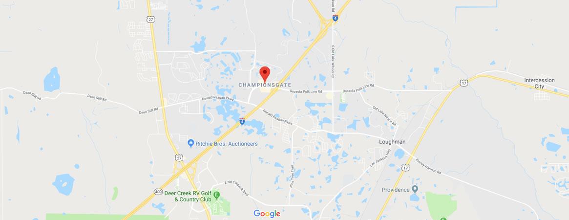 Thunderbird Road, Davenport, FL 33896