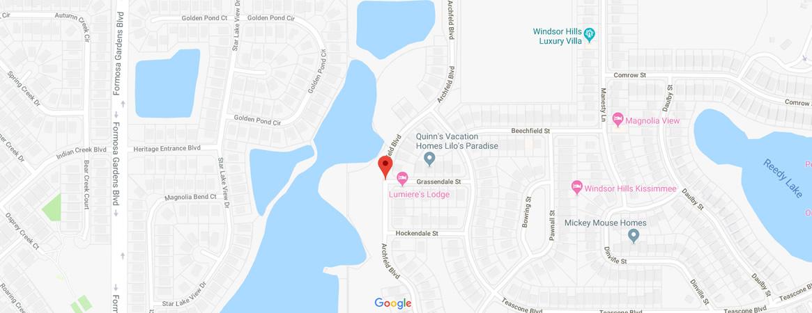 Archfeld Blvd, Kissimmee, FL 34747