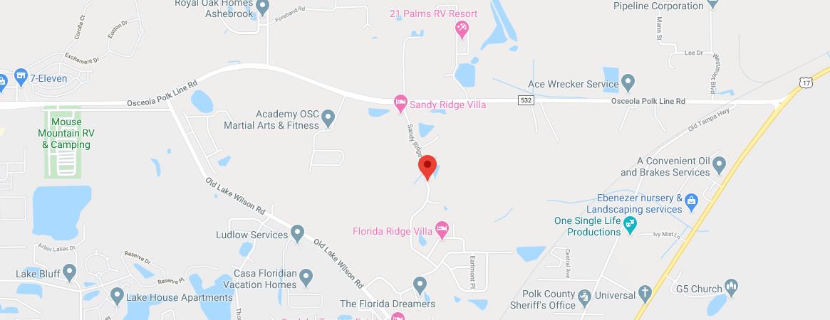 Sandy Ridge Dr, Davenport, FL 33896